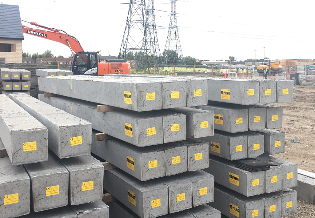 Roger Bullivant Limited Precast Piles