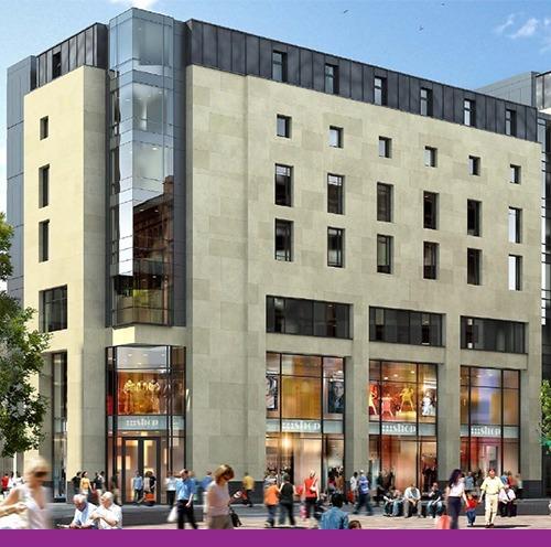 Premier Inn, Howard Street, Glasgow
