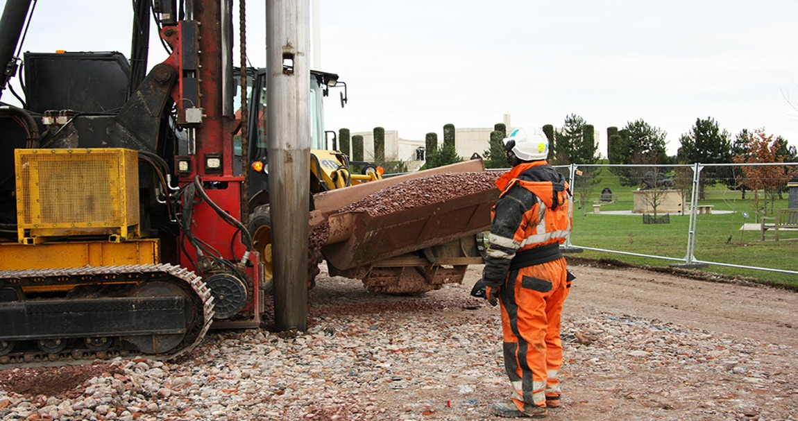 Roger Bullivant Limited Vibro Stone Columns