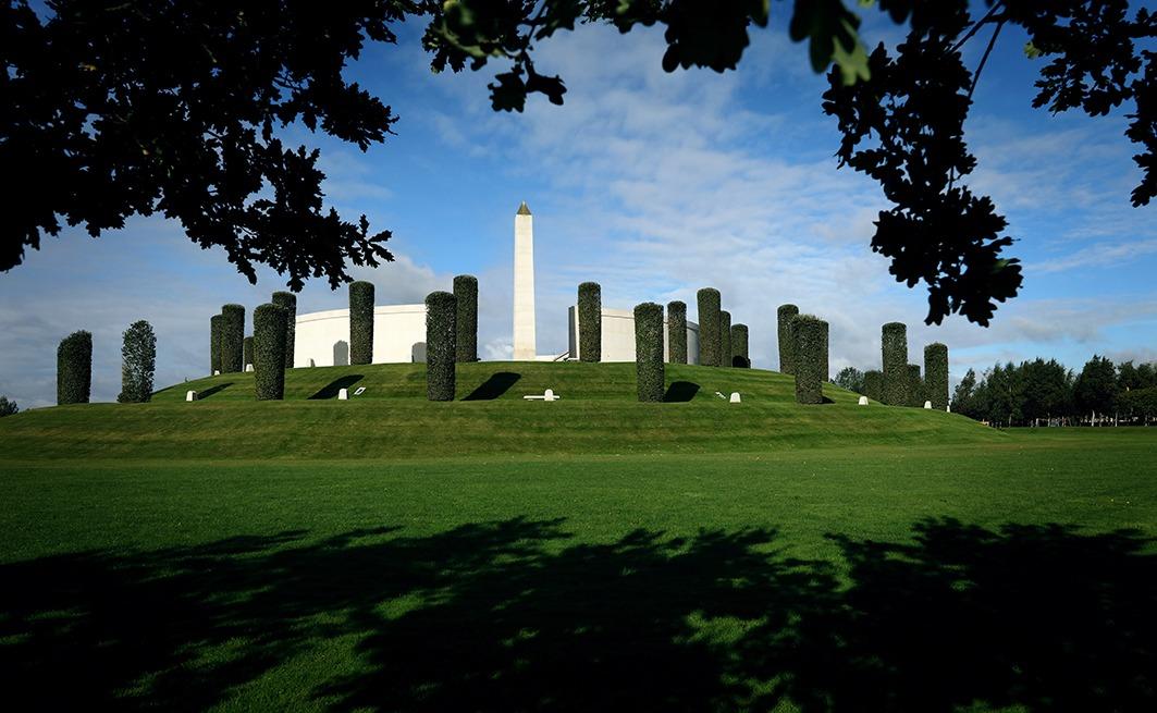 Roger Bullivant Limited - National Memorial Arboretum The Armed Forces Memorial