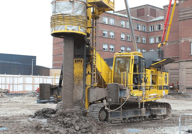 Roger Bullivant - Continuous Displacement Auger Piles